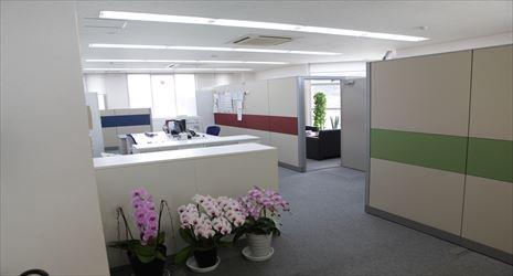 磐城総合法律事務所 事務局スペース